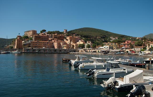 Italien Insel Elba