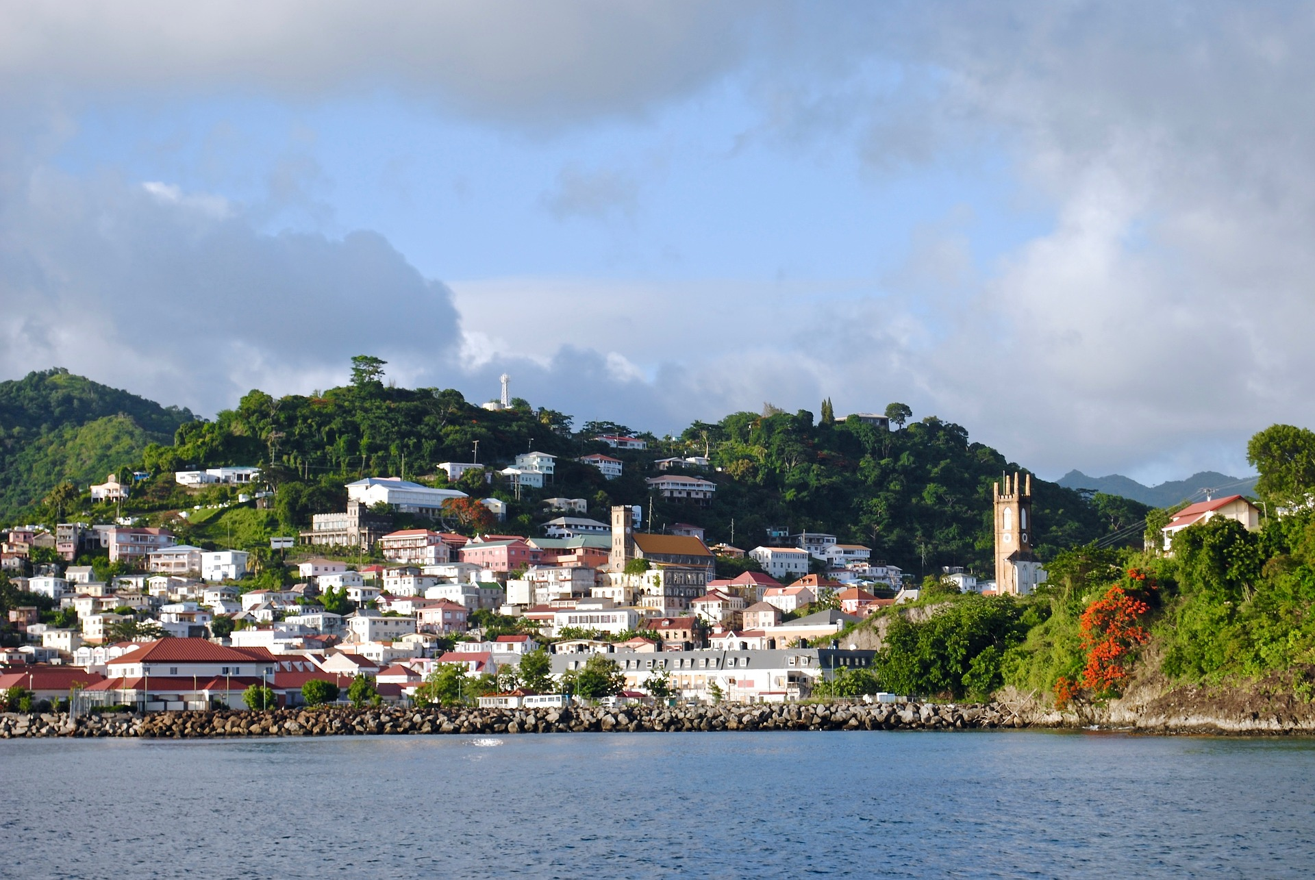 Grenada Karibik Urlaub